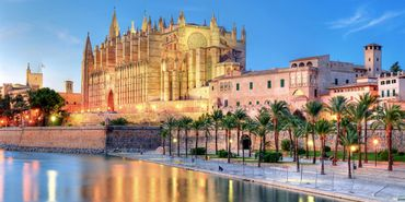 Palma Spain Cathedral