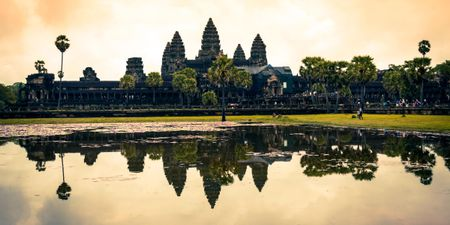 Cambodia and Loas Honeymoon