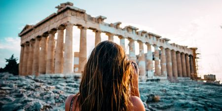 Ancient Greece Honeymoon