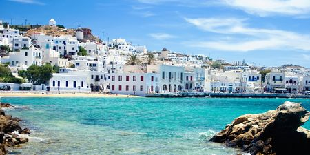 Three Week Greece Tour