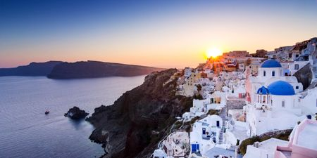 Santorini Honeymoon Itinerary