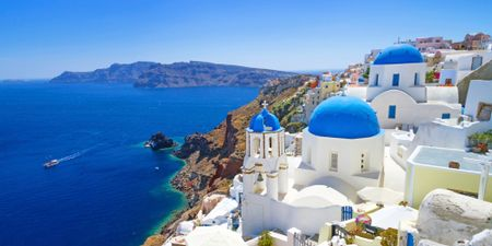 Honeymoon in the Greek Islands