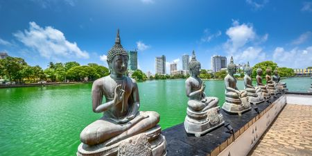 Sri Lanka Honeymoon Itinerary
