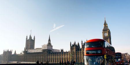 London Minimoon Itinerary